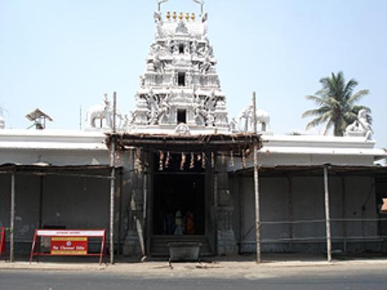 Pollachi Pranchanda Vinayagar Ganesh Temple-Pollachi