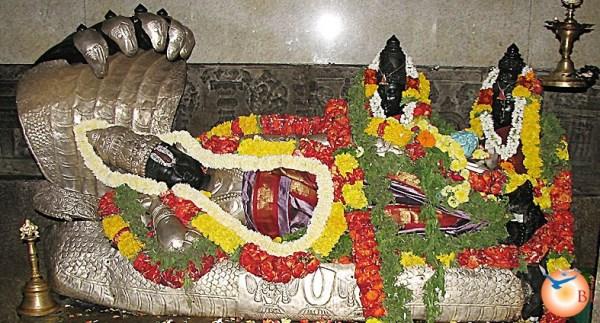 All 5 Pancha Ranga Vishnu Stalams