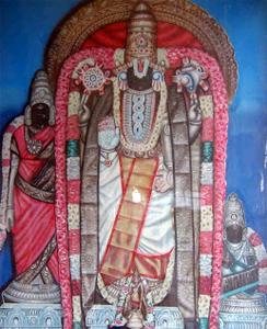 Thiruvathigai Sayana Narasimhar & Sara Narayanan Temple