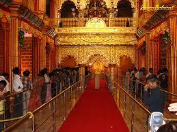 Shirdi Sai Baba Temple-Shirdi Ahmednagar Maharashtra