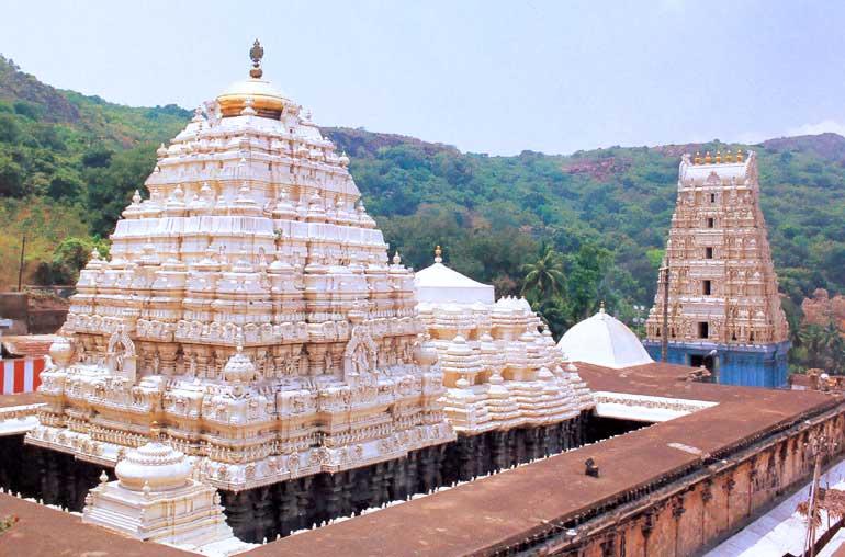 Simhachalam Narasimhaswamy Temple