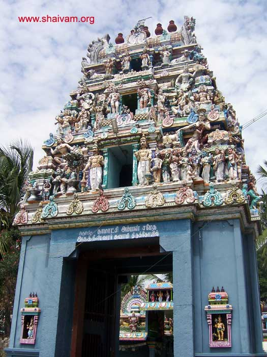 Saraswathi Amman Sannadhi-Athitheeshwarar Temple