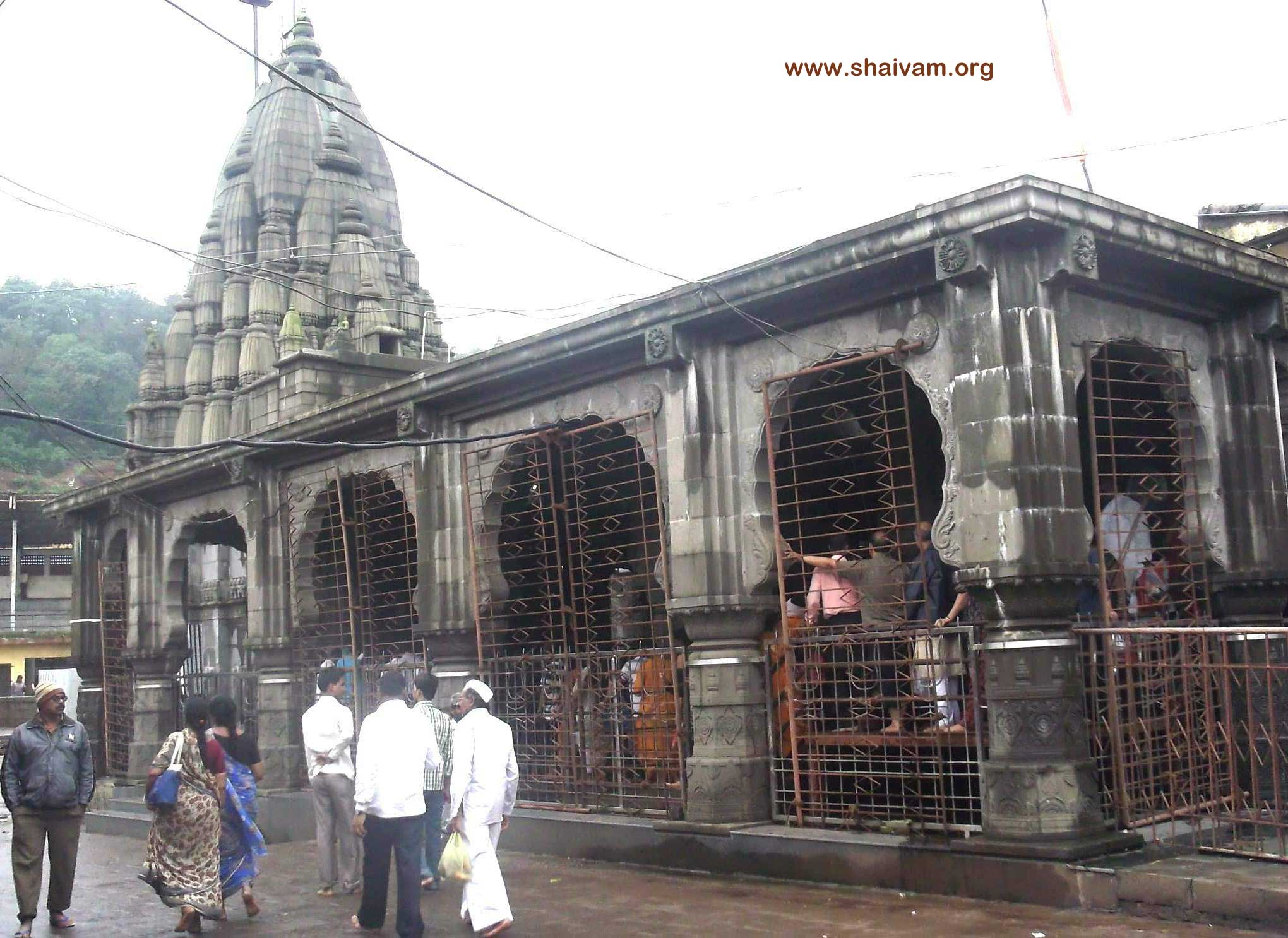 Sri Ganesh Mandir-Sri Bhimashankar Jyotirlinga Shiva Temple