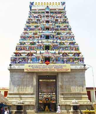 Makara Raashi Temple/Capricorn Zodiac Sign Temple Rashi Temple