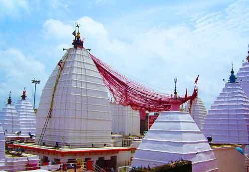 Sri Maa Saraswathi Sannadhi-Sri Baba Baidyanath Temple