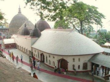 Sri Saraswathi Devi Mandir-Kamakya Temple-Guwahati,Assam