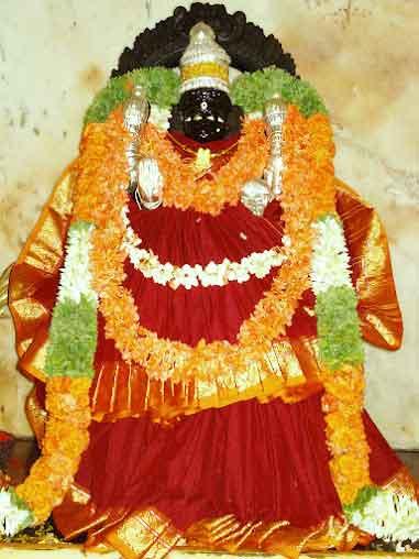 Sri Saraswathi Sannadhi-Maruthorvattam Dhanwanthri Temple