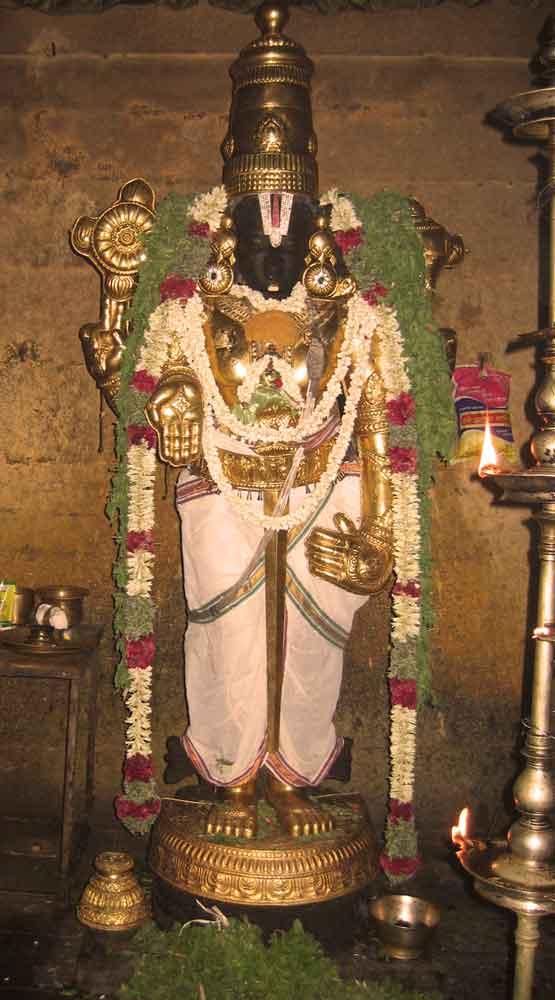Sri Srinivasa Vishnu Temple-Tiruvannamalai, Sriviliputhur