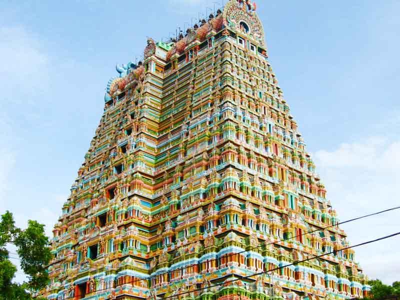 Srirangam Ranganayaki Devi Lakshmi Temple