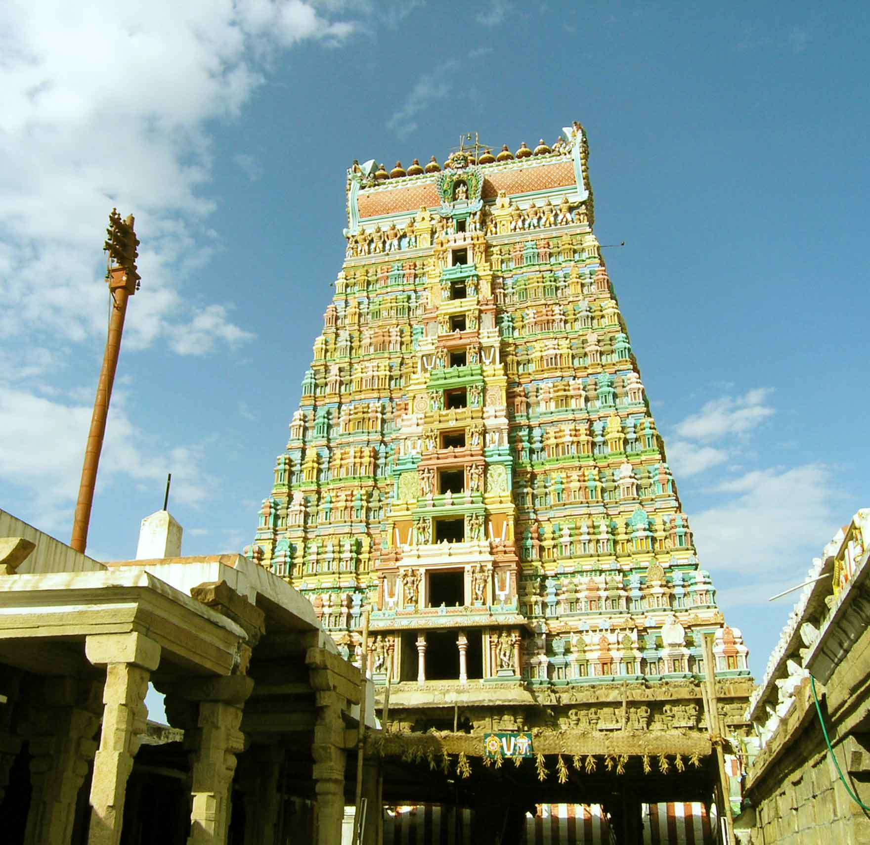 Srivilliputhur Andal Vatapatrasayee Temple