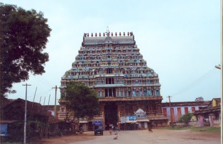 Thiruchenkattankudi Vathapi Ganapathy Temple