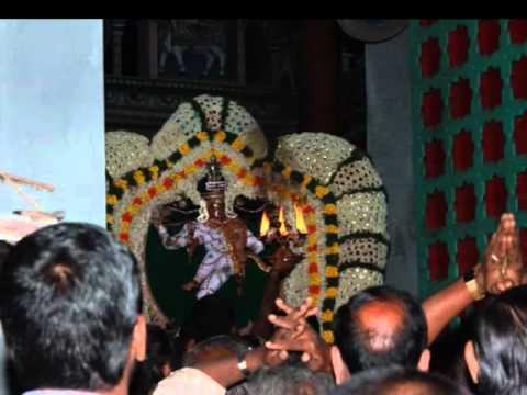 Tenkasi Kashi Vishwanathar Temple