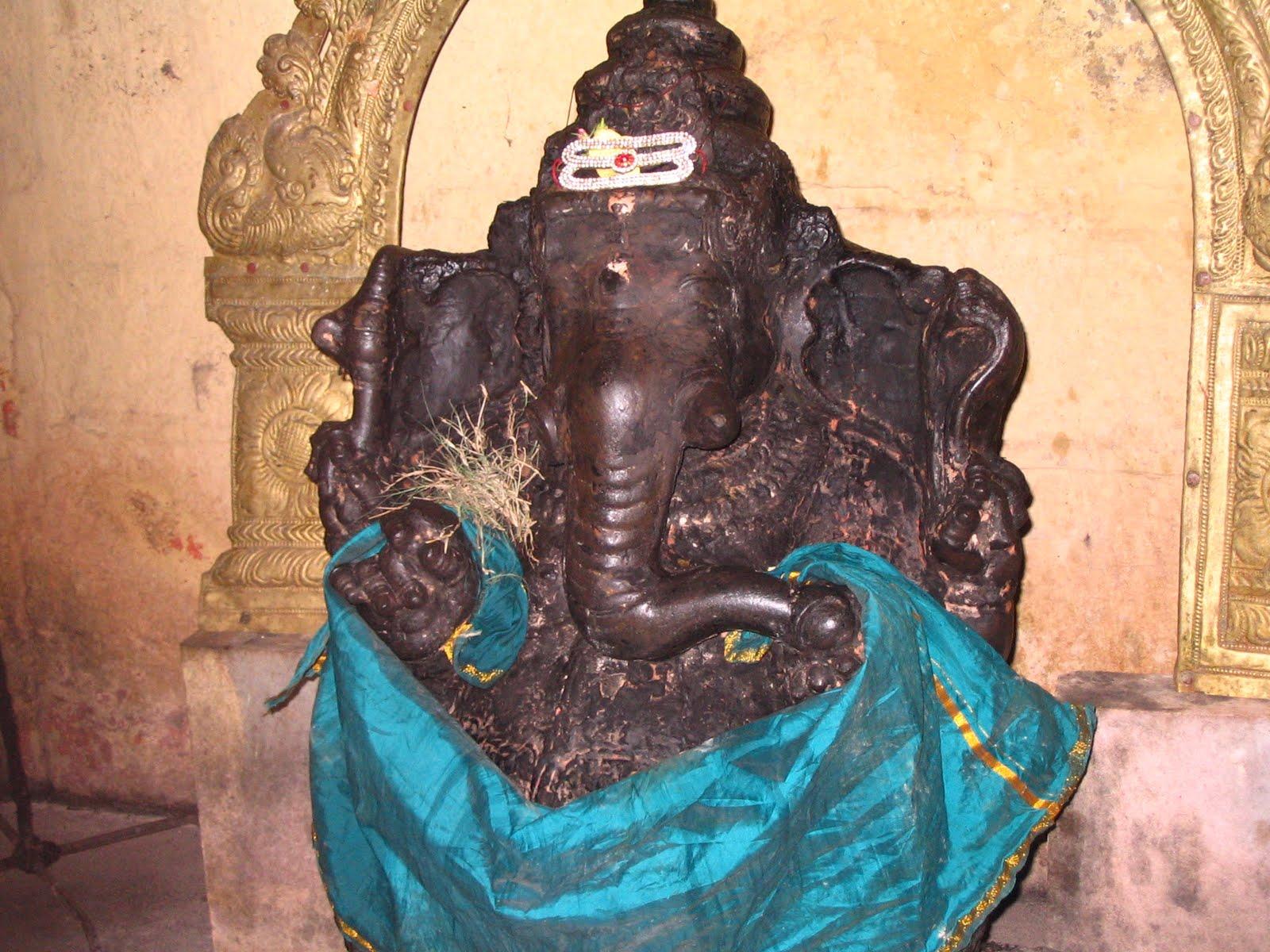 Thiruvaiyaru Abhistavaradha Ganapathi Temple