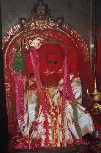 Tillai Mariammam Kaliammam Temple-Chidambaram, TamilNadu