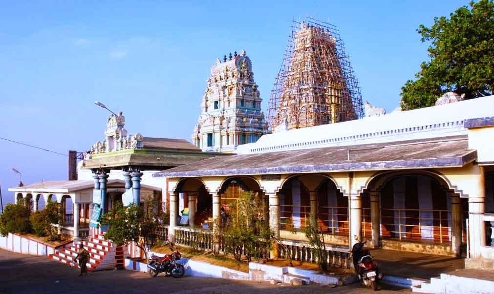 Tiruchengode Ardhanareeshwarar Temple