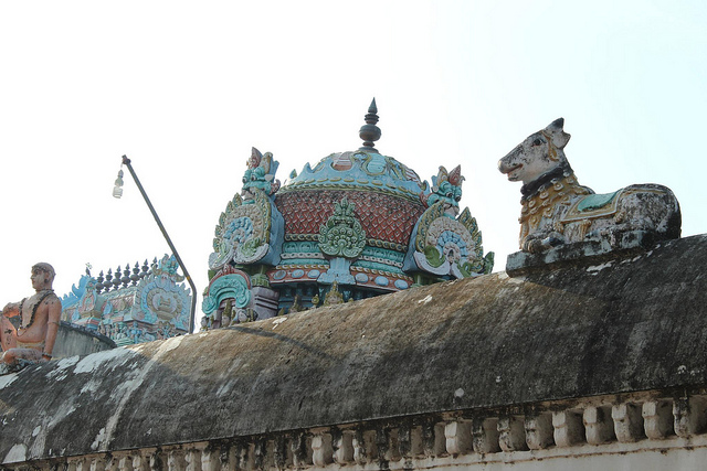 Puja For Parvati,Mahalakshmi,Saraswati-Girigujambikai Devi