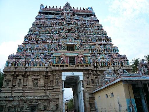 Sri Darbaranyeshwarar Temple-Tirunallar, Pondicherry