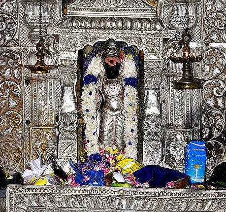 Shani Bhagawan Temple (Saturn)-Tirunallar, Py
