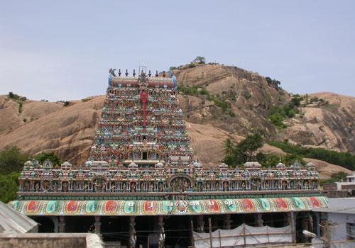 Tiruparamkundram Subramanya Swamy Murugan Temple