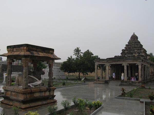 Tirupattur Brahmapureeshwarar Shiva & Brahma Temple