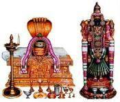 Akhilandeshwari Sannadhi-Jambukeshwarar Temple
