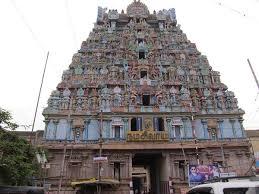 Tiruvanaikaval Jambukeshwarar Temple-Tiruvanaikaval
