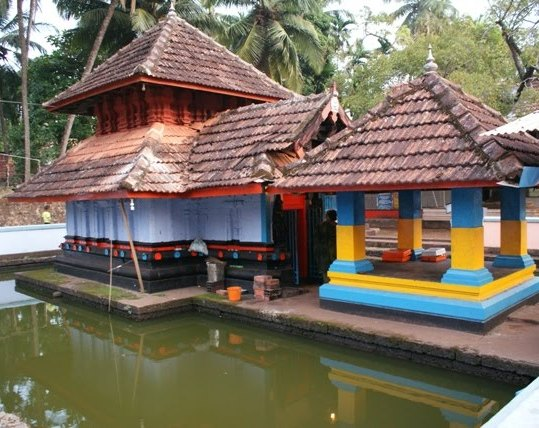 Trichambaram Srikrishna Temple