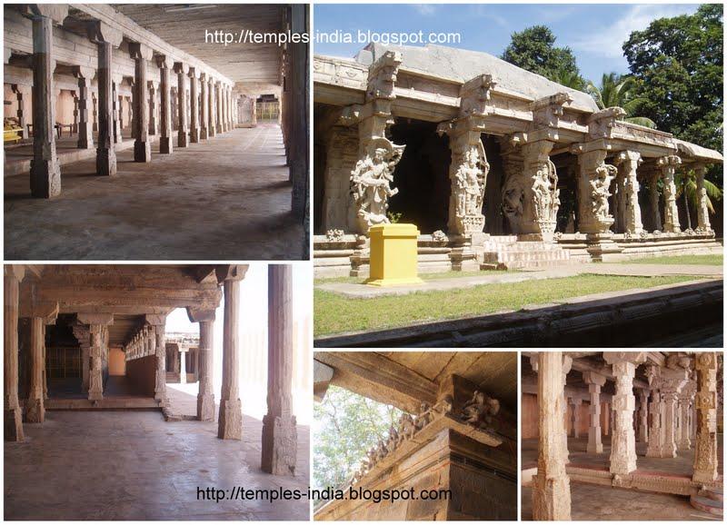 Srivaikuntam Vaikuntanatha Vishnu Temple