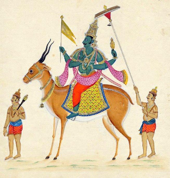Vaayu Bhagawan-Vaayu Stuthi Parayana-Udupi Krishna Temple