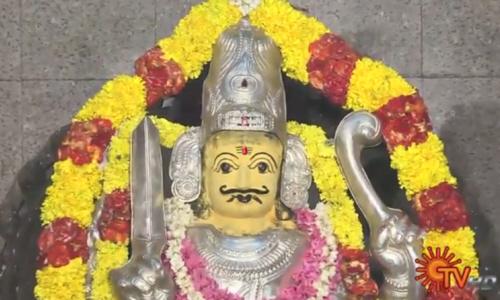 Sri Veerabhadra Swamy Sannadhi-Kollur Mookambika Temple