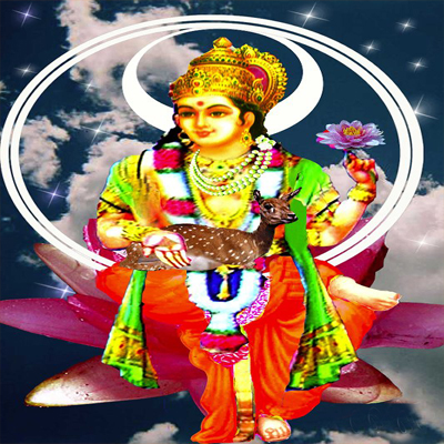 Puja for Chandra Bhagawan(Moon)