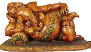 Adi Vinayaka-Ganesh Without Elephant Head-NandrudayanKoil