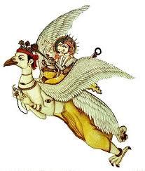 Sri Garuda Devara Sannadhi-Udupi Sri Krishna Temple-Udupi,