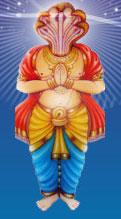 Raahu Bhagawan Temple-Twin Tirupati/Rettai Tirupati, Nr Tuticorn